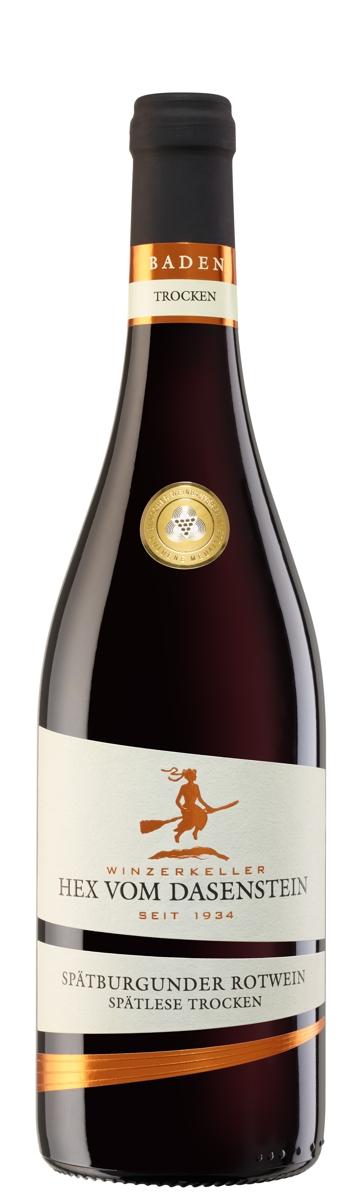 Hex vom Dasenstein, Spätburgunder Rotwein Spätlese trocken