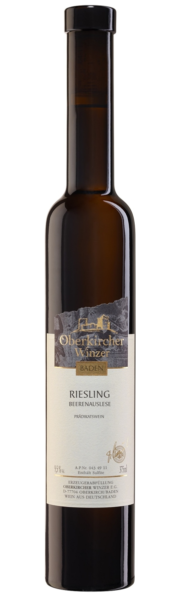 Collection Oberkirch, Riesling Beerenauslese