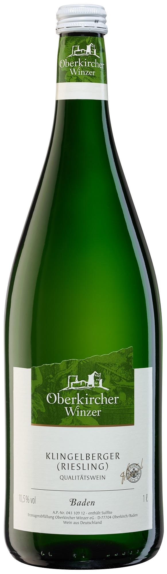 Collection Oberkirch , Riesling Qualitätswein