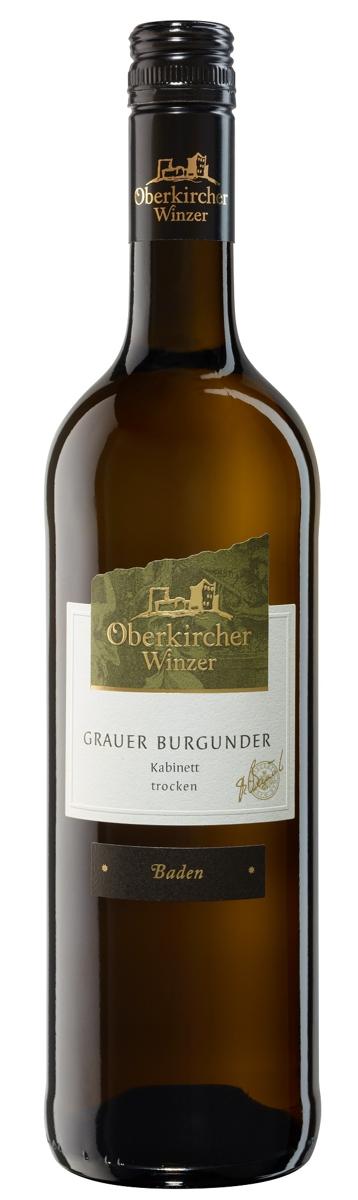 Collection Oberkirch , Grauer Burgunder Kabinett trocken