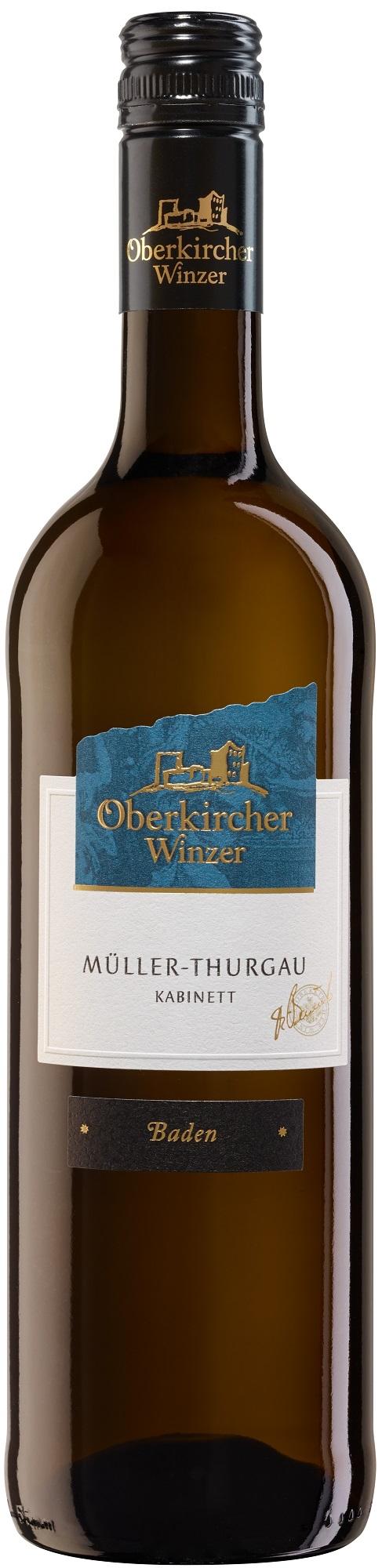 Collection Oberkirch, Müller Thurgau Kabinett