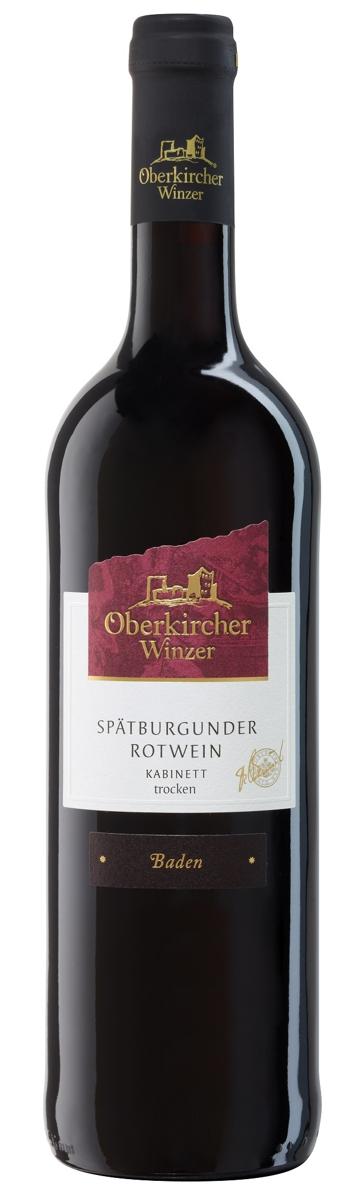 Collection Oberkirch, Spätburgunder Rotwein Kabinett trocken