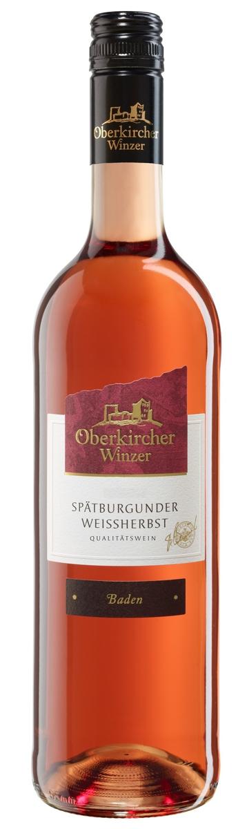 Collection Oberkirch, Spätburgunder Weißherbst Qualitätswein