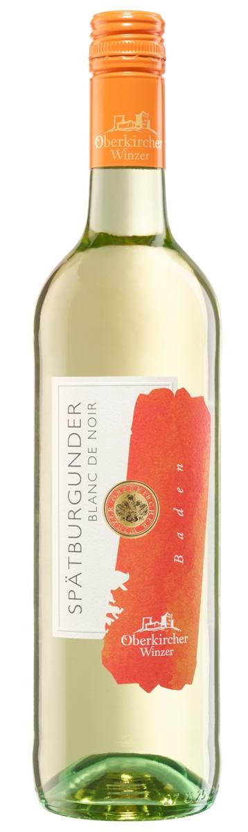 Frühlings- Sommerwein, Spätburgunder Blanc Qualitätswein trocken