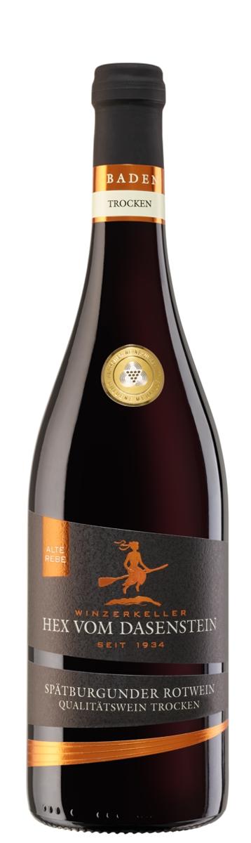 Hex vom Dasenstein ALTE REBE, Spätburgunder Rotwein Qualitätswein trocken