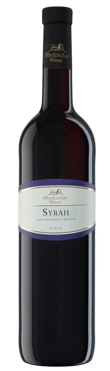 Vinum Nobile, Syrah Qualitätswein trocken