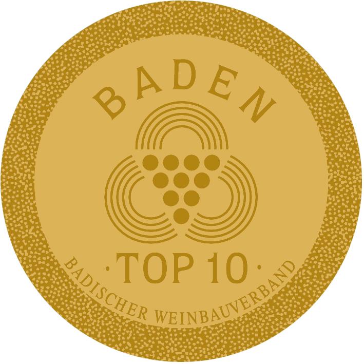 Top 10 Wein, Landesweinprämierung Baden