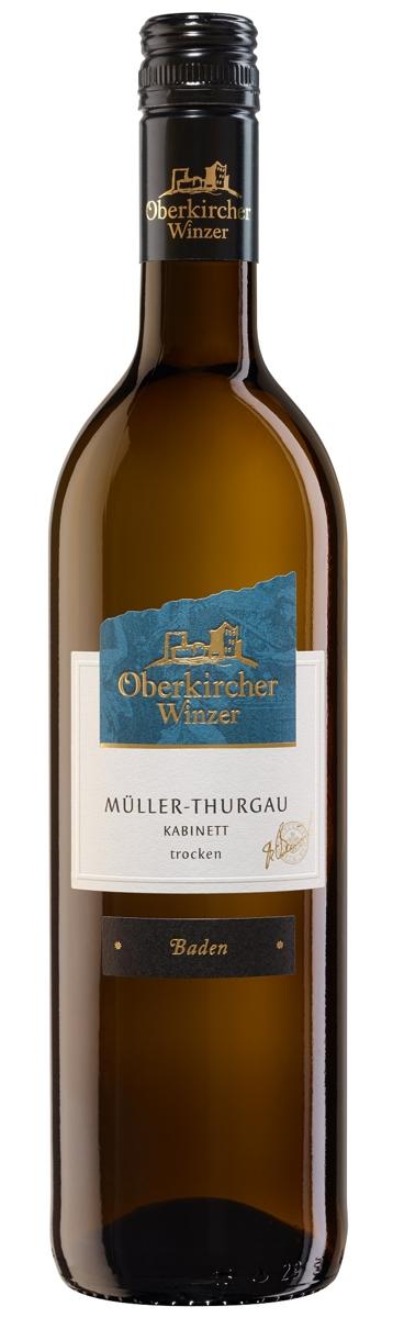 Collection Oberkirch, Müller Thurgau Kabinett trocken