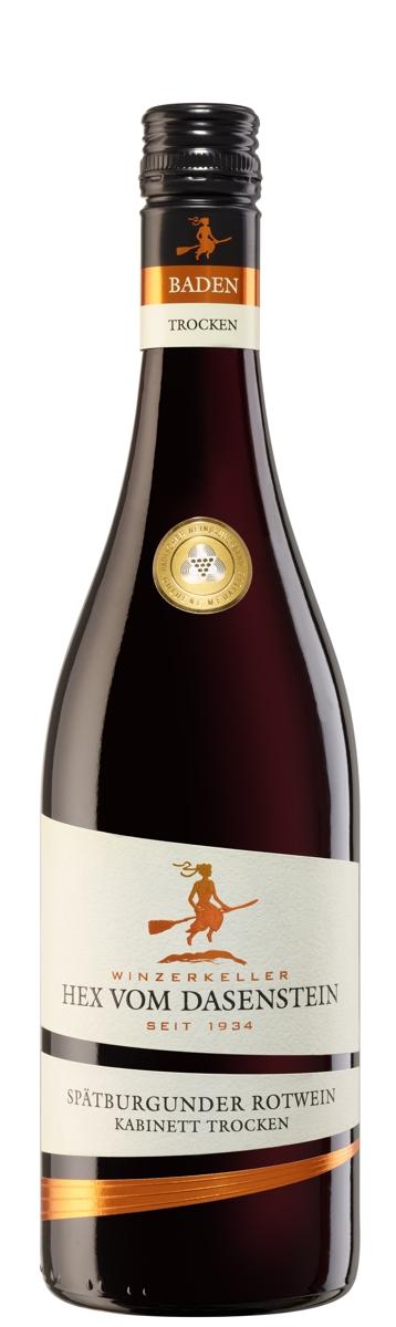 Hex vom Dasenstein, Spätburgunder Rotwein Kabinett trocken