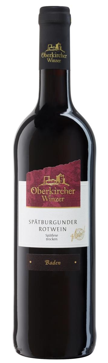 Collection Oberkirch , Spätburgunder Rotwein Spätlese trocken