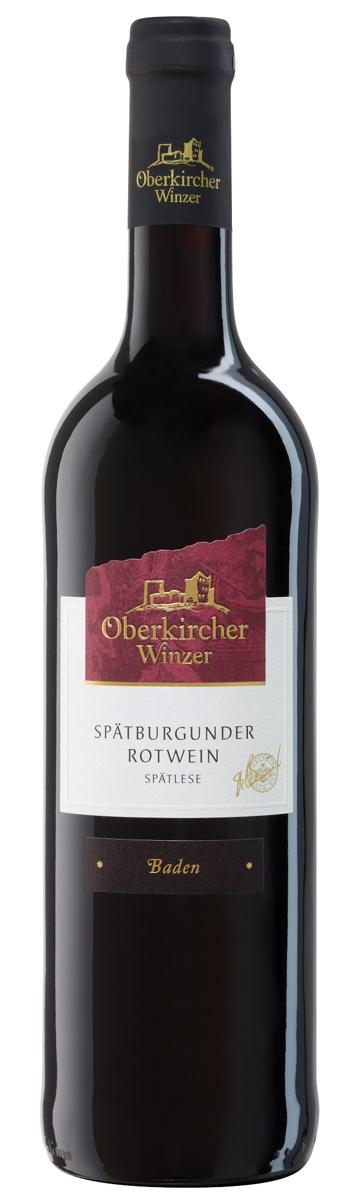 Collection Oberkirch, Spätburgunder Rotwein Spätlese