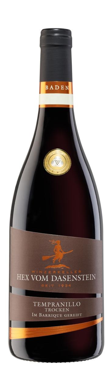 Hex vom Dasenstein BARRIQUE, Tempranillo Qualitätswein trocken