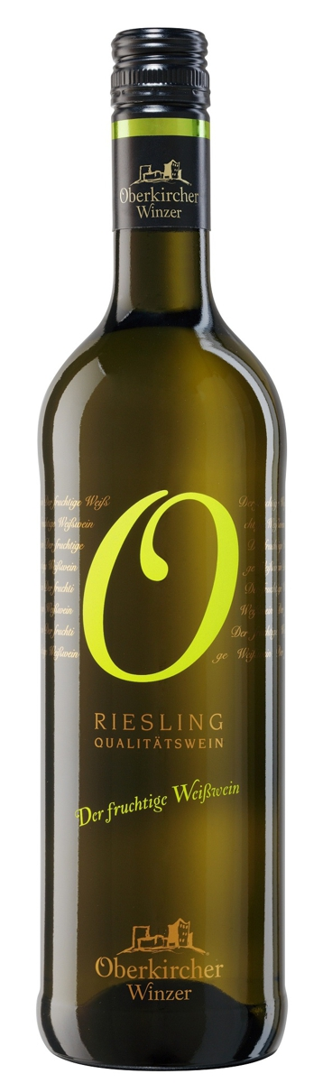 """Collection """"O"""", Riesling feinherb"""