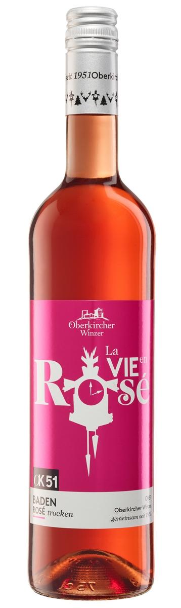 OK51 Rosé, Qualitätswein trocken