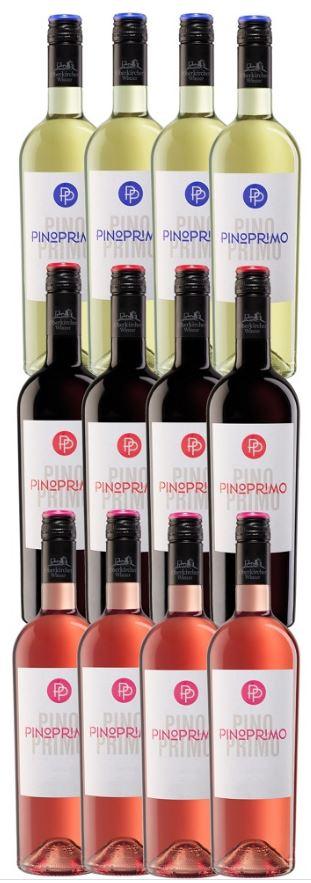 Probierpaket PinoPrimo -12 Flaschen-,