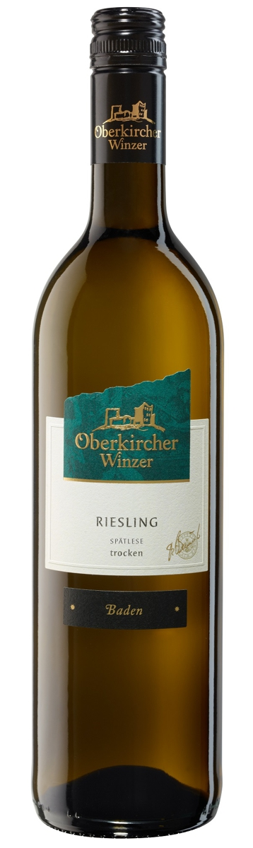 Collection Oberkirch, Riesling Spätlese trocken